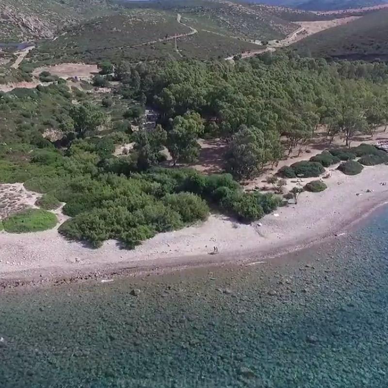 I Droni di Air Abruzzo volano in Sardegna