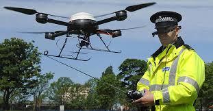 Chi può multare i droni?
