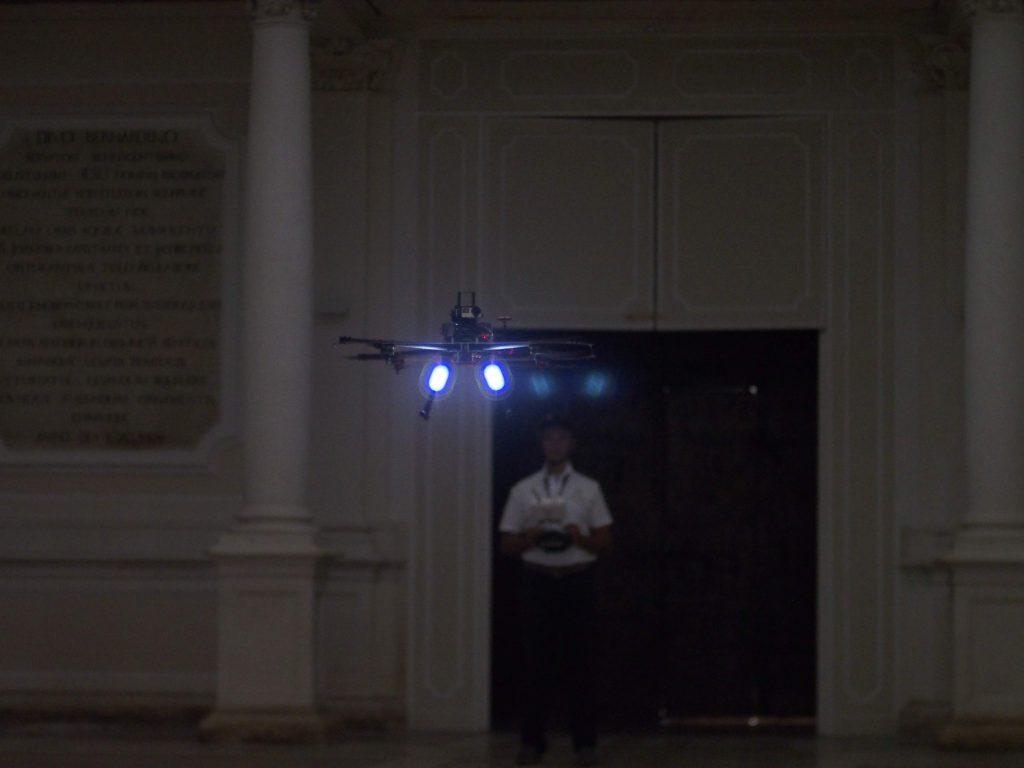 Il pazzo mondo dei droni