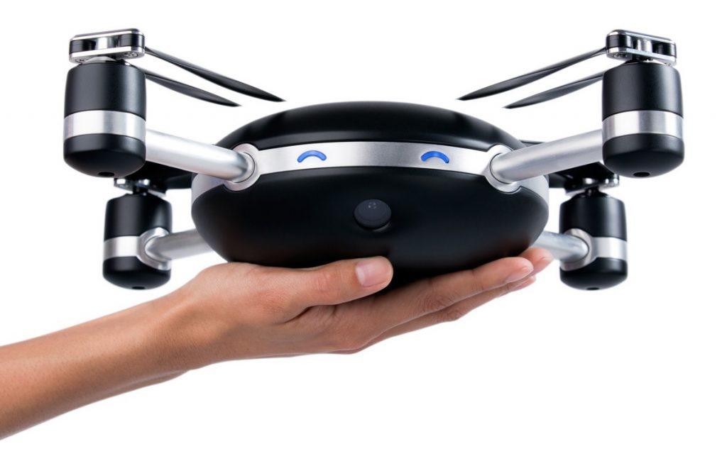 Un altro drone viene giù