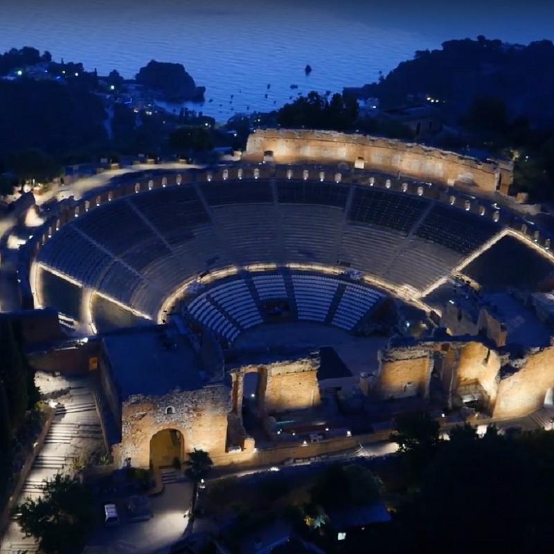 Anfiteatro di Taormina