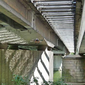 Ispezione ponte autostradale