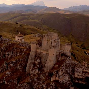 L'atmosfera di Rocca Calascio