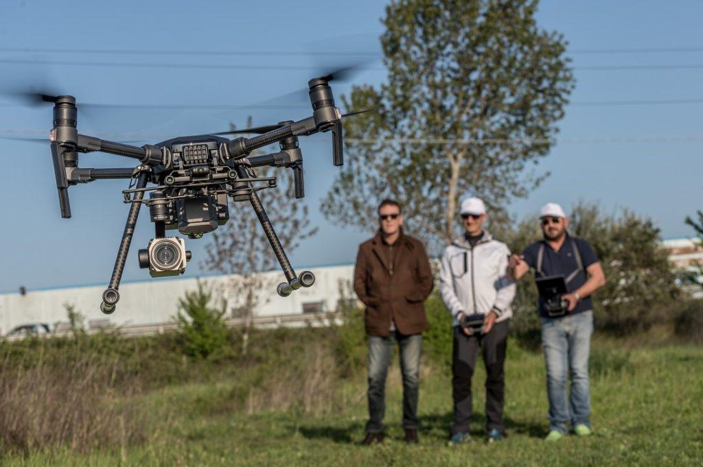 Corso per pilota di droni – partite le iscrizioni